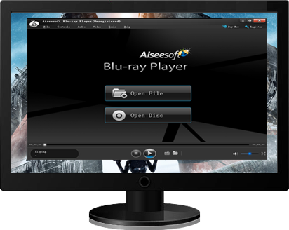 Blu-ray Player Software - Play Blu-ray movies on your computer/PC